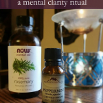 Whenever I find myself scatterbrained, these EOs help me snap back and focus! Essential oils for focus www.everblossom.net