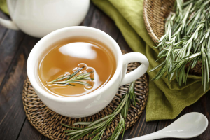 Rosemary is one of several herbs that can help soothe depression.