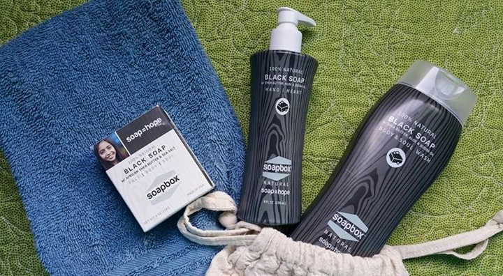 Activated charcoal in soap?! It's pretty great - here's why.