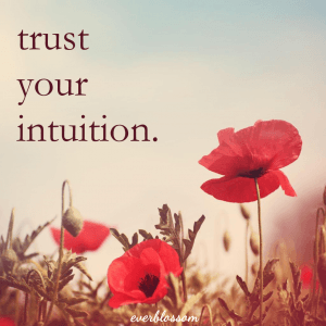 It's NOT illogical to trust your intution... here's why.