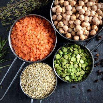 10 Protein-Rich Plants
