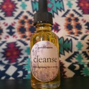 CLEANSE acne fighting face serum from Everblossom