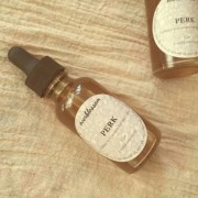 PERK caffeine eye serum: An all natural treatment for dark circles and puffy eyes.