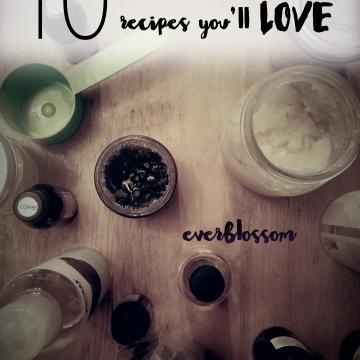 10 Sugar + Salt Scrub Recipes You'll LOVE!