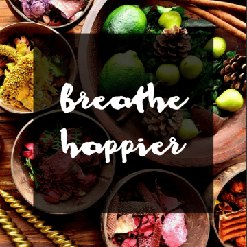 Breathe Happier! 5 Tips for A Naturally Fresh Home