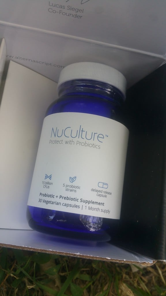Improve your gut health with clinically proven strains of probiotics. #NuCulture