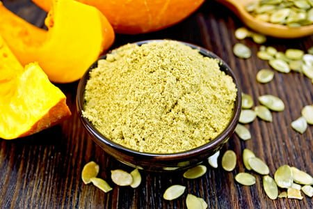 Pumpkin FLOUR?! Yes! Here's how you can make pumpkin flour along with great ways to use it in your cooking.