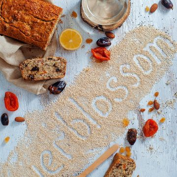 Protein-Packed Quinoa & Chia Seed Bread