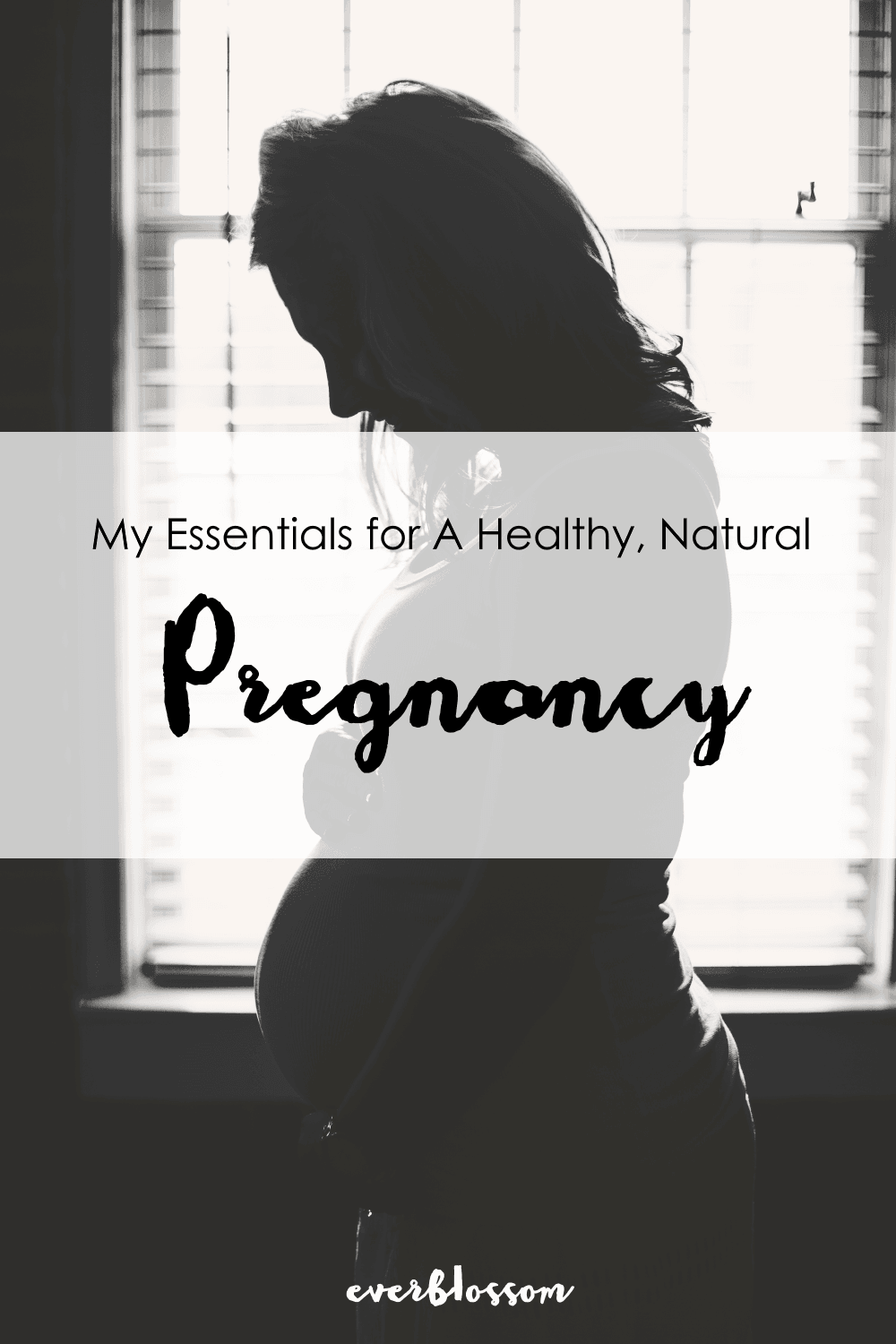 Natural wellness faves... cultivated over FOUR pregnancies!