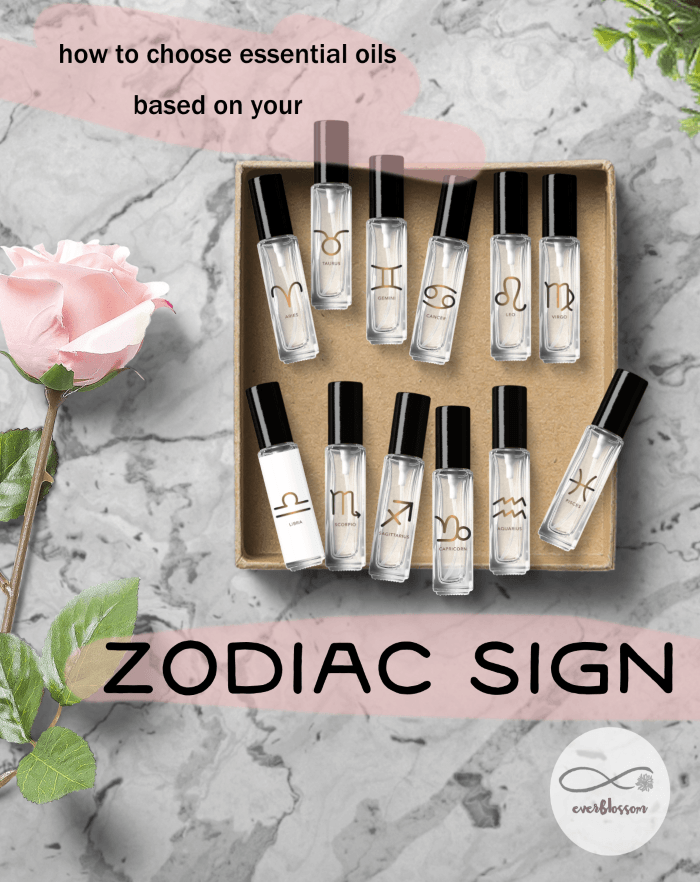 How to choose essential oils based on your zodiac sign