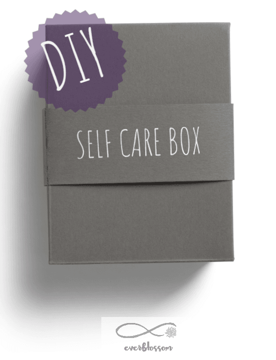 Self care box,